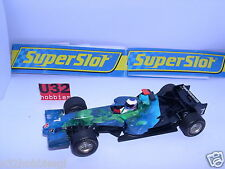 SUPERSLOT SPAIN PLANETA F1 HONDA RA 107  #7  JENSON BUTTON    SCALEXTRIC UK