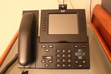 Cisco VoIP IP Phone CP-9971 with camera