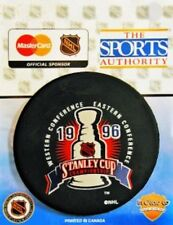 Rare Collectible 1996 Stanley Cup Commorative Hockey Puck NIP