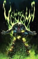 🔥 Venom #30 KAEL NGU Green Virgin Variant Knull Virus Codex NM Pre-Order!