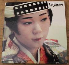 LE JAPON ✤ Hans Silvester / J.Van den Bossche / Ung No Lee ✤ 1975