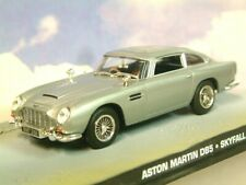 De Metal 1//43 Bond en Movimiento James 007 Aston Martin Db10 Spectre Plata