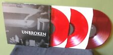 """Unbroken """"Discography"""" 3x LP OOP Kill Holiday Swing Kids Some Girls The Locust"""