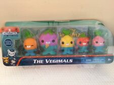 Fisher-Price Octonauts Figure 5-Pack The Vegimals