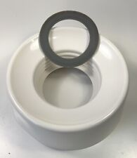 Cuisinart SmartPower Duet Processor Blender Jar Collar Gasket BFP-703 White Part