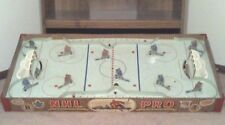 Vintage 1959 Eagle Toys NHL PRO Table Top Rod Hockey Game - Original & Complete