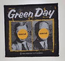 GREEN DAY - Nimrod - Patch - 10,2 cm x 9,8 cm - 164385