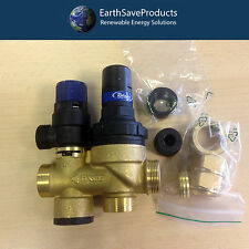 RWC, G3, Unvented Line strainer pressure reducing valve and 6 bar blow Megaflow