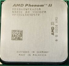 AMD Phenom II X4 840 HDX840WFK42GM 3.2GHz Socket AM2+/AM3 4-Core 95W Processor