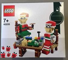 Elf Seasonal LEGO Complete Sets & Packs