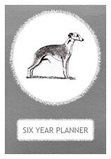 Whippet Dog Show Judging Planner by Curiosity Crafts 2019-2024