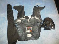 Boys Rubies Disney Star Wars Darth Vader Costume Large 12/14