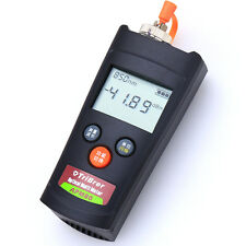 Handheld APM80T Fiber Optic Power Meter -70~+10dBm SC/FC Connector Cable Tester