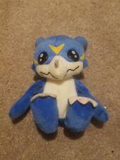 "Veemon Digimon Digi-Pals Stuffed Animal Toy 1997 Bandai 6"""