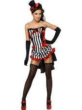 Vampiro Costume Donna Madame Vamp Carnevale Vampiri Costume Halloween nuovo