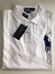 Ralph Lauren Custom Fit Big Pony Polo Taille L