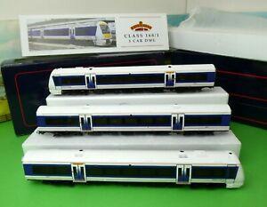 Bachmann 32-471 168/1 Clubman 3 Car DMU Set CHILTERN RAILWAYS OO boxed (h)