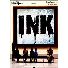 Mickael Chatelain - INK + DVD - Tour de magie