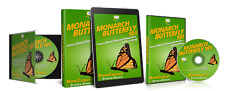 Monarch Butterfly 101 (Ebook + Audio + Online Video Course) - HowExpert