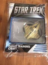 Eaglemoss Star Trek Ship * FLIGHT TRAINING CRAFT ISSUE 97 * New With Magazine