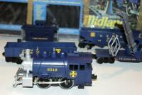 THE LIONEL VAULT - - MPC- 1501 MIDLAND FREIGHT TRAIN SET - BOXED- EXC-