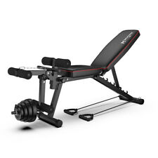 Multi-Function Incline/Decline Weight Bench