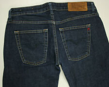 EUC - RRP $299 - Womens Stunning Replay 'WV524D' Indigo Jeans Size W30-32