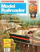 Model Railroader Magazine - December 1991