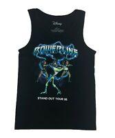 Disney Goofy Movie Powerline Stand Out Tour 95 Disneyland Mens Tank Top