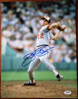 Jim Palmer Psa Dna Coa Hand Signed 11x14 Photo  Authentic Autograph