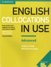 English Collocations In Use Advanced