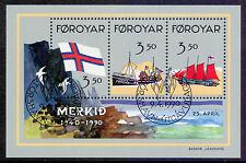 Single Danish & Faroese Stamps