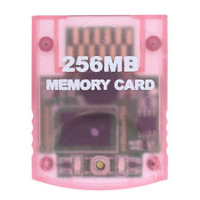 256MB Memory Card Stick for Nintendo Wii Gamecube NGC Console System Video Game
