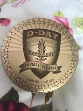 D Day Normandy 50 Years 1944-1994 Limited Edition Zippo Lighter