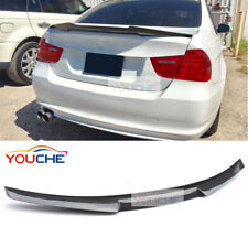 Carbon Fiber M4 Style Boot Lip for BMW 3 Series E90 Sedan 320i 330i 335i 06+11 A