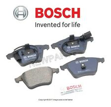 For Audi A4 A6 Allroad Quattro S6 Front Brake Pads 321mm Discs Bosch QuietCast