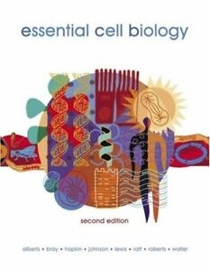 Essential Cell Biology by Walter, Peter Paperback Book The Cheap Fast Free Post