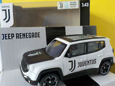 FCA JEEP RENEGADE juventus JUVE Limited edition 1:43 Neu Nuovo New Scala 1:43