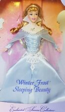 1999 Barbie Winter Frost Sleeping Beauty 1st Enchanted Seasons Collection Doll