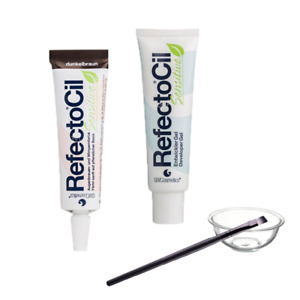 RefectoCil Sensitive - Lash and Brow Tinting Starter Kit - Assorted Colours A...