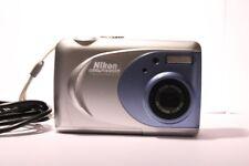 Nikon COOLPIX 2000 2.0MP Digital Camera - Silver