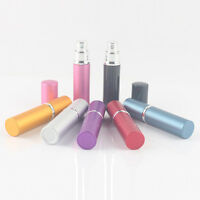 Mini 6ml Refillable Perfume Portable Pump Atomizer Travel Spray Empty Bottles