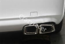 Rear Exhaust Tips Muffler Pipe for Mercedes Benz W207 W210 W221 W218 AMG