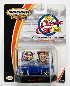 2003 Matchbox Collectibles My Classic Car 2003 Chevrolet SSR BLUE METALLIC