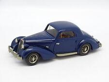 Ma Collection Kit Monté 1/43 - Hotchkiss GS3 1939 Bleue