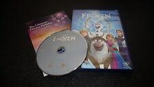 DISNEY CLASSICS : FROZEN DVD - No. 52 ON SPINE - FAST/FREE POSTING.