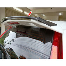 Painted For HONDA FIT 3 Jazz Hatchback Gurney Flap Rear RS Trunk Spoiler 2019