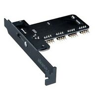 Akasa Vegas RGB LED PCI-E Control Card with Low Profile Bracket Incluced