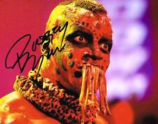 WWE THE BOOGEYMAN AUTOGRAPHED 8X10 PHOTO AUTO AUTOGRAPH SIGNED W/ WORMS