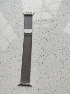 Apple Watch Milanese Loop Strap - 42mm - Stainless Steel (colour Silver)